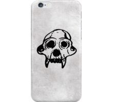 Oh The Horror! 3 iPhone Case/Skin