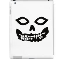 Oh The Horror! 2 iPad Case/Skin