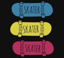 Skater Skateboards by Fuchs-und-Spatz