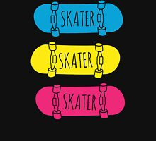 Skater Skateboards Unisex T-Shirt
