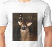 I am 'King' of this forest! - White-tailed Deer Unisex T-Shirt