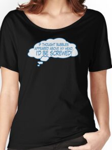 Bubbles Head Women's Relaxed Fit T-Shirt