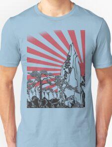 Japanese Landscape T T-Shirt