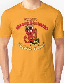 Willie's Mango Habanero Diablo Sauce T-Shirt