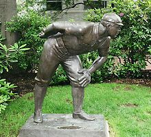 Cy Young by Steve Hunter