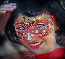 Masquerade (Parkes Festival 2010) by Tainia Finlay