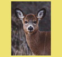 'Cutie Petootie' - White-tailed Deer Kids Tee