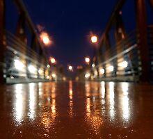 Foot Bridge by KDPhotos