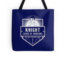 League of Warriors Tote Bag