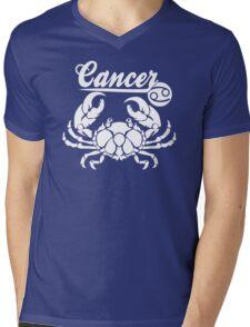 Cancer Mens V-Neck T-Shirt