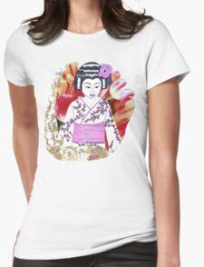 Kyoto Girl Geisha Tshirt! T-Shirt