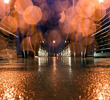Bokeh Bridge by KDPhotos