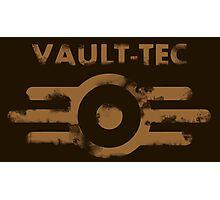 Vault-Tec Photographic Print
