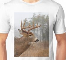 Bullet Buck - White-tailed deer Unisex T-Shirt