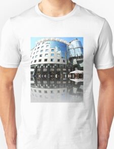 Haas House in Vienna Unisex T-Shirt