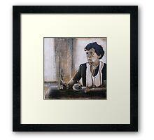 My Great Grandmother Framed Print