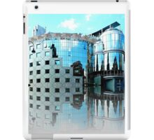 Haas House in Vienna iPad Case/Skin