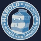 Harold: The Lactose Intolerant Milk Carton by Nathan Davis