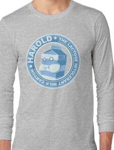 Harold: The Lactose Intolerant Milk Carton T-Shirt