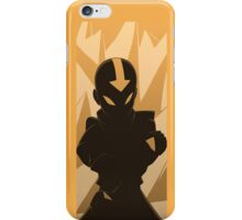 Avatar Aang earth  iPhone Case/Skin