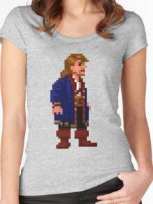 Guybrush (Monkey Island 2) Women's Fitted Scoop T-Shirt