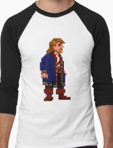 Guybrush (Monkey Island 2) Men's Baseball ¾ T-Shirt
