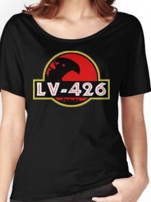 Xenomorph Park - LV 426.  Women's Relaxed Fit T-Shirt
