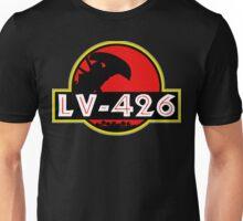 Xenomorph Park - LV 426.  Unisex T-Shirt