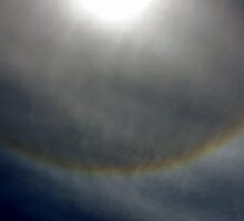 Solar Halo. 2 by Lynda Kerr