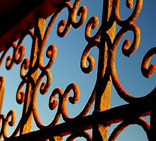 Rusty Gate (Morocco) by BGpix