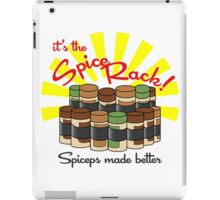 The Spice Rack! iPad Case/Skin