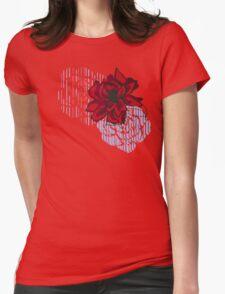 red rose sketch T-Shirt