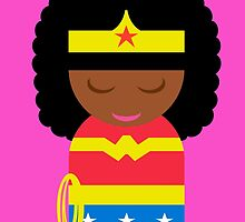 Wonder WoC by Kellyanne