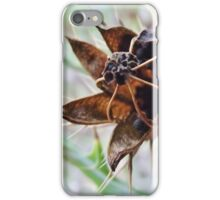 Mexican Poppy iPhone Case/Skin