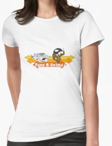 Fynn and Holmes Womens Fitted T-Shirt