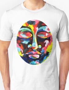 Color Full Face T-Shirt