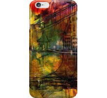 The House Jack Built in the Town Angela Imagined iPhone Case/Skin