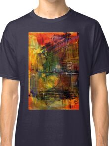 The House Jack Built in the Town Angela Imagined Classic T-Shirt