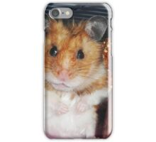 'What are you looking at....?' iPhone Case/Skin