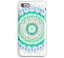Spring Fresh mandala iPhone Case/Skin