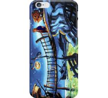Scabb Island Panorama (Monkey Island 2)  iPhone Case/Skin