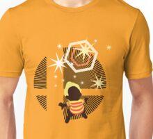 Lucas (Smash 4, Up Smash, Default Outfit) - Sunset Shores Unisex T-Shirt