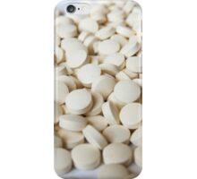 White Pills iPhone Case/Skin