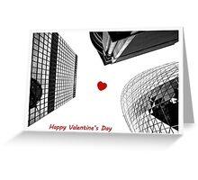 Metropolitan Valentine Greeting Card