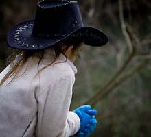 country girl by Ted Petrovits
