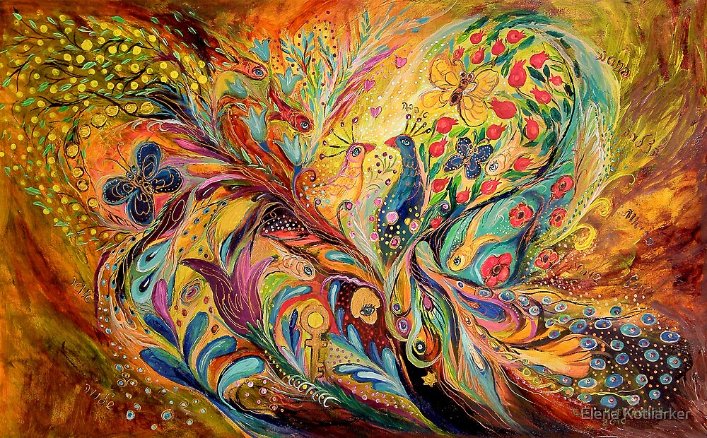 The Legends of Yotvata by Elena Kotliarker