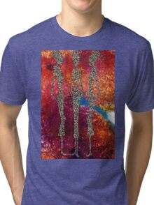 Welcoming Committee Tri-blend T-Shirt