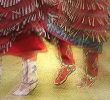 The Jingle Dress Dance by CarolM