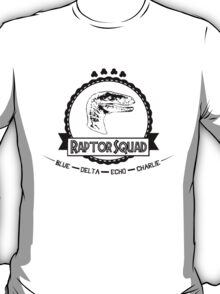 Raptor Squad - Jurassic World T-Shirt