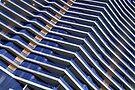 Docklands apartment building, Melbourne by Robert Dettman